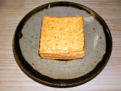 photograph / Mohei – fried cotton tofu
